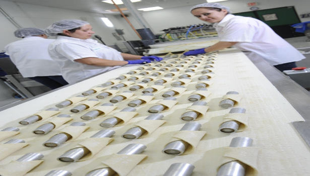 Bakery of the Year: Golden Cannoli Shells, Inc.