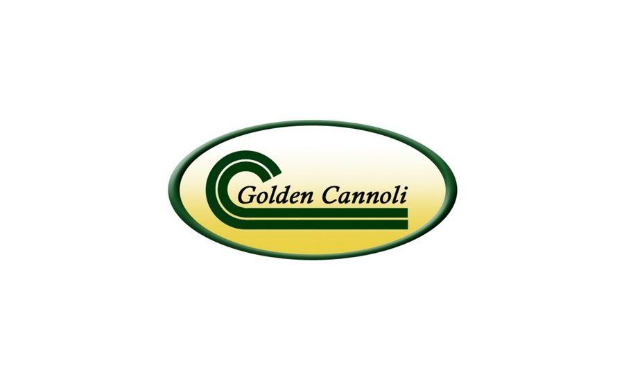 Golden cannoli logo