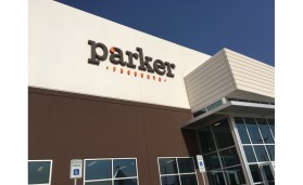 The plant recently opened with a ribbon cutting ceremony.