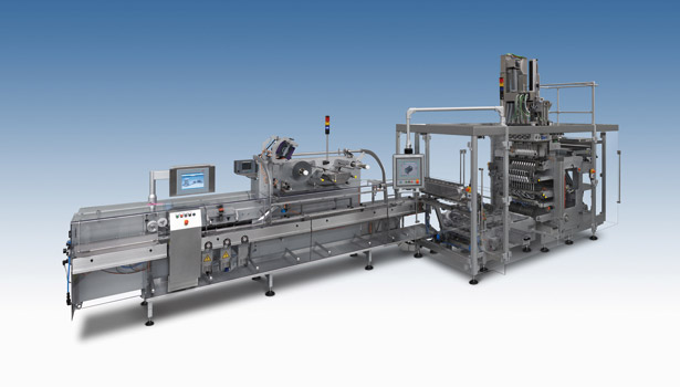 Bosch Packaging Technology's new packaging system