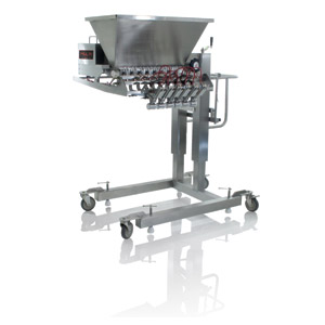 Unifiller's Multi-Piston Depositor