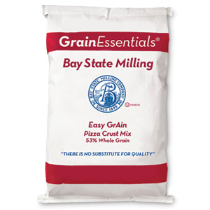 Bay State Milling Co. Easy GrAin pizza crust mix