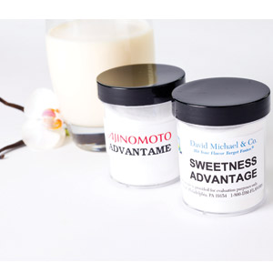 David Michael & Co.'s Sweetness Advantage flavor