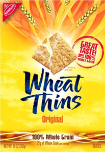 Wheat Thins Whole Grain