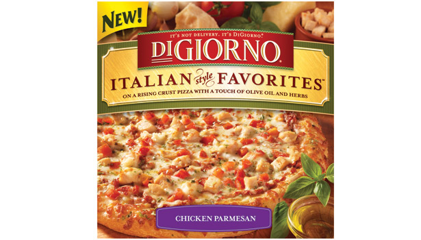 DiGiorno frozen pizza