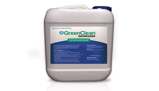GreenClean Cleaners from BioSafe Systems