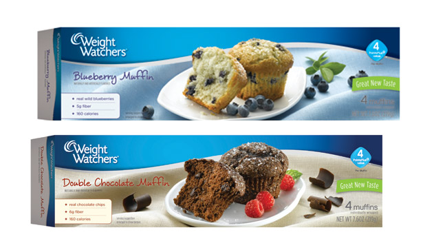 Weight Watchers muffins