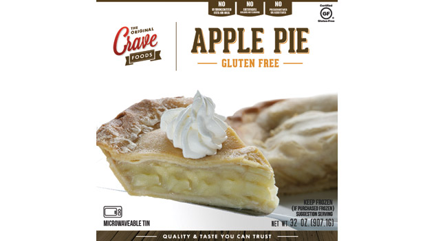 Crave apple pie