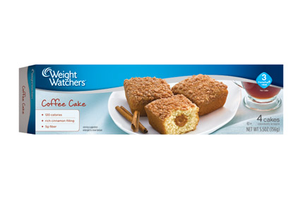 Weight Watchers coffee cake