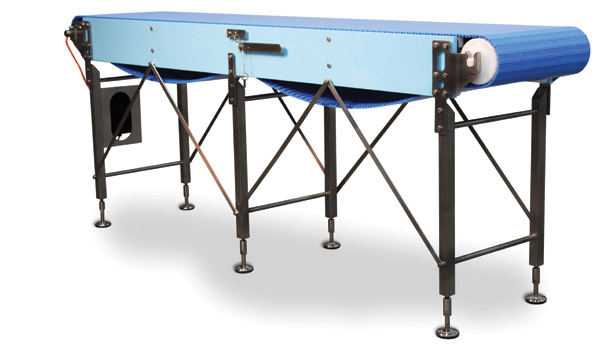 DynaClean custom food conveyor systems