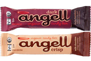 Angell Organic Candy Bars
