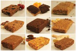 Athena's Silverland Desserts All Natural Raw Bar line