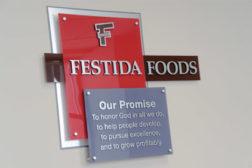 Festida Foods pursues quality