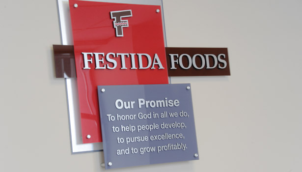 Festida Foods pursues quality