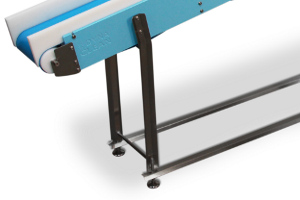 DynaClean Conveyor Leg Support Design Improved