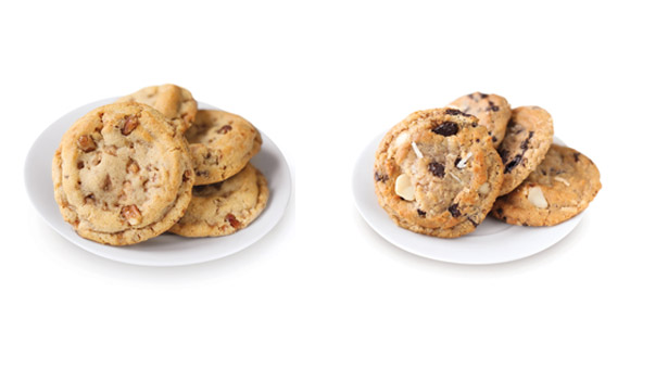 Cookies and Crackers Share Similarities