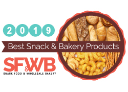 best new snack and bakery products 2019