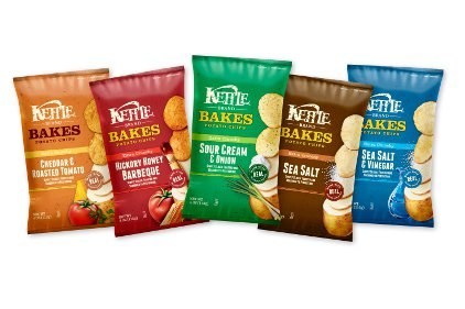 Kettle Brand Bakes Potato Chips