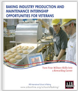 American Institute of Baking internship