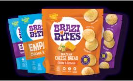 Brazi Bites launches in Walmart and Amazon