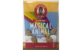 Goodie Girl Tribeca LLC recalls Goodie Girl Magical Animal Crackers due to undeclared wheat