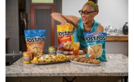 Tostitos partners with Chef Carla Hall to make your next day delicious