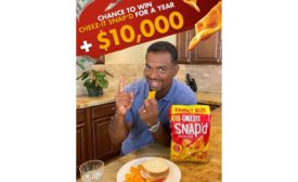 Cheez-It Snapd and comedian Alfonso Riberio help 'snap' Americans out of their lunch rut with new contest