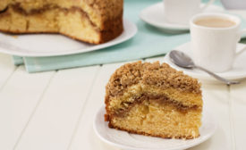 New consumer research indicates resilience for coffee cakes