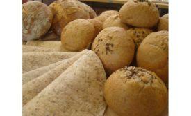 Assorted BeneGrain baked goods