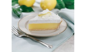 Lemon creme pie