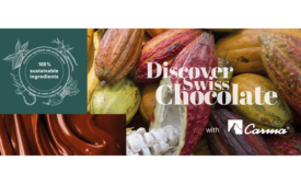 Carma Chocolate to be first brand from Barry Callebaut to produce chocolate with 100 percent sustainable ingredients