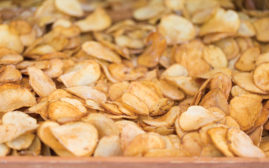 Gaining a competitive edge in the potato, corn and fruit chips markets