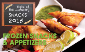 state of the industry frozen snacks