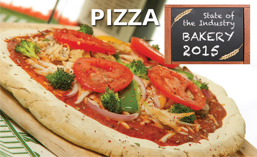 state of the industry bakery; pizza