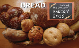 state of the industry bakery; bread