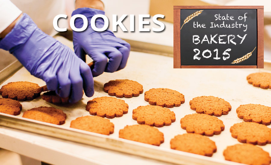 state of the industry bakery; cookies