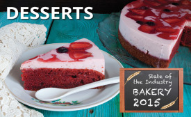 state of the industry bakery; desserts