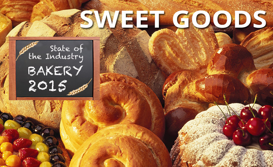 state of the industry bakery; sweet goods