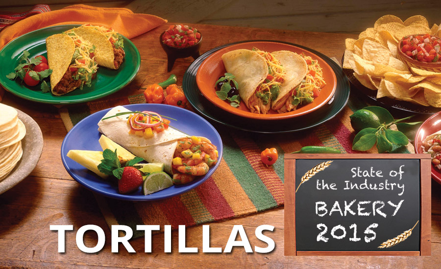state of the industry bakery; tortilla