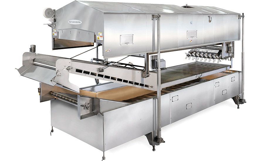 Improving plant efficiency with new ovens and fryers