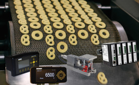 Today's scales and checkweighers address bakers & snack manufacturers changing packaging needs