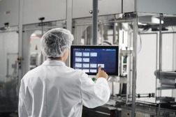 New HMIs strive for efficiency and ease of use in snack and bakery production