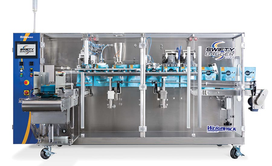 Snack and bakery bagging equipment grows more flexible and efficient