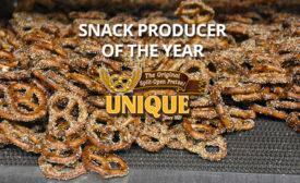unique pretzel bakery