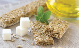 New sweeteners make bars healthier, go-to snacks