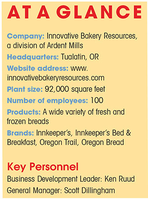 Innovative Bakery Resources sets a new gold standard for