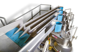 Conveying systems and belts help bakeries and snack facilities become more sustainabile