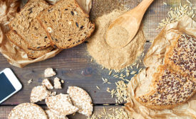 Formulation and manufacturing challenges with gluten-free ingredients