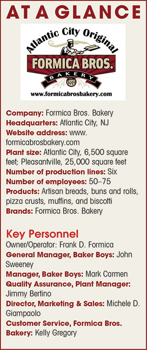 Formica Bros. Bakery and the legacy of Atlantic City artisan bread