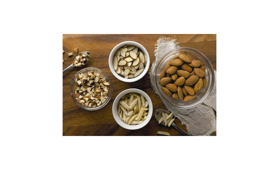 Nutritional ingredients for healthy snacks and baked goods